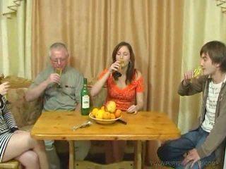 Pure rusa familia sexo vídeo