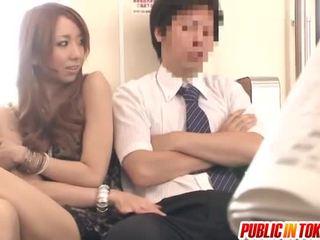 японски, публичния секс, milf sex