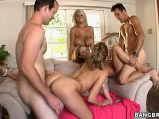 tits, hardcore sex, group fuck