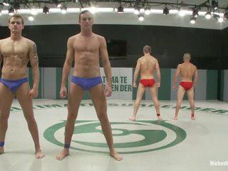grupu sekss, sex gay liels vīrs, sex gay men in bed