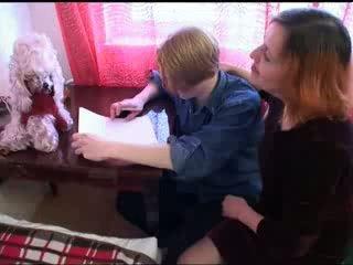 ρωσικός, moms και αγόρια, hardsextube