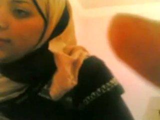 Arab หญิง gets ระยำ โดย ขาว guy มีชีวิต @ www.slutcamz.xyz