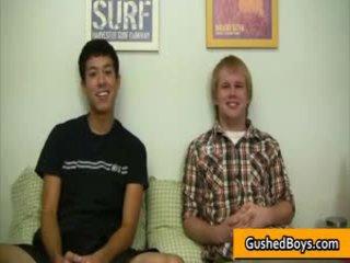 Erick & Austin Homo Fucking And Sucking 10 Pounder 3 By Gushedboys