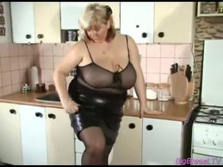 chubby, busty blonde katya, big boobs reveiw