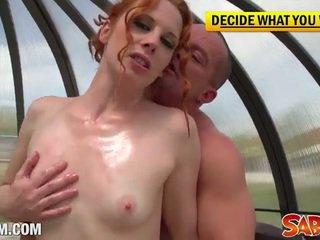 섹시한 멕시코 양진이 getting banged 단단한.