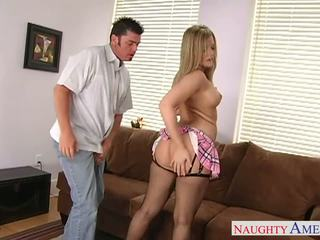 Grand assed hottie alexis texas baise