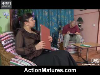 कट्टर सेक्स, परिपक्व, परिपक्व अश्लील
