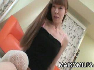 Yoshie Hirai Skinny Japan Mom Getting ...