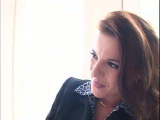 bruneta, vy bbc, škubání nejžhavější