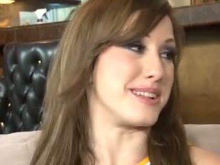 brunette, double penetration, vaginal sex