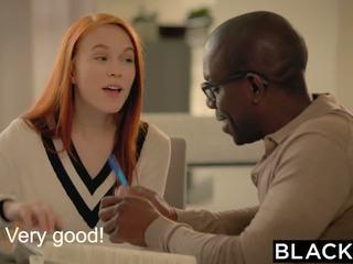 Blacked primeiro grande negra caralho para dolly pouco