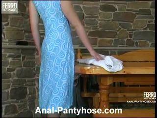 хубав hardcore sex пресен, шега anal sex, качество чорапогащник още