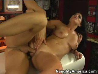 Hawt porno beib erin marxxx aawaiting a load kohta sperma blasting.