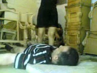 ישן אדם מצרי מזיין a נוער