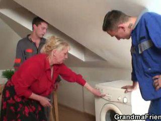 mamusia, old pussy, babcia
