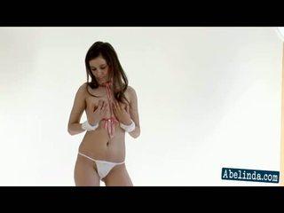 striptease, brunettes