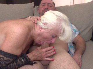 Mom and Granny get Fucked in Their Mature Holes: HD Porn cf