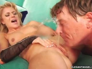 Cum Craving Honey AnGEla Stone Feels Tthis Boy PLeasure Of Getting Jizzed After A Fuck