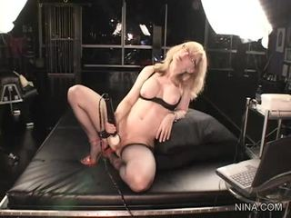 Nina hartley i glbutts ha en vibrassieretor faen