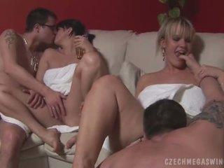 seks tegar, seks oral, groupsex