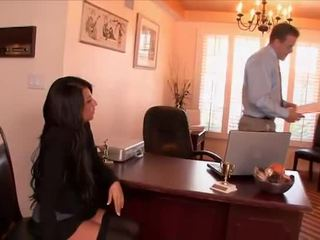 性感 秘書 banged 由 該 老闆