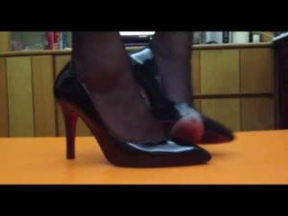 foot fetish, femdom, chinese
