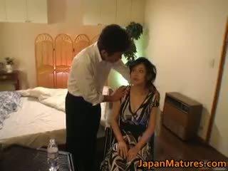 En chaleur japonais mature filles suçage part6