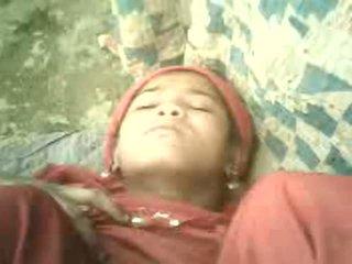 Northindian lány got baszás -val neki co-worker -ban tent