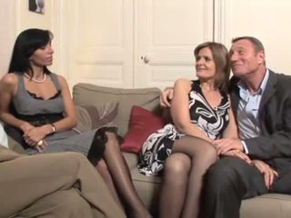 Francesa mqmf swingers cuarteto