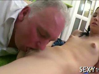 性交 drilling 从 老师