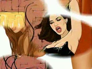 jolie, angelina, história em quadrinhos