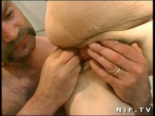 French mature fisted and anal fucked