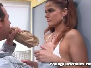 黑妞, 年轻, assfucking