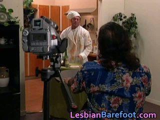 hardcore sex, lesbian sex, foot fetish