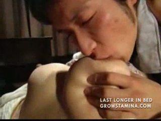 Japans de zoon decided naar protect een zijn mam part4