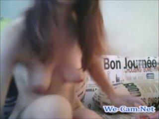 Beautiful Girl Masturbates In Public Chat Room Webcam