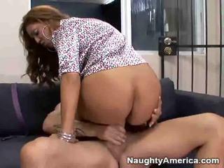 hardcore sex, stora tuttar, kontor kön