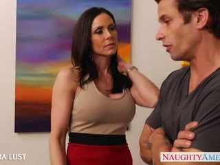Hot kendra lust gets big susu fucked