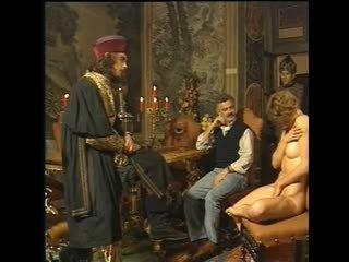 sex în trei, vintage, anal