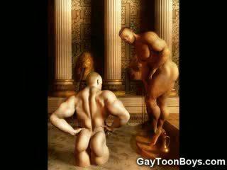 Al 3-lea muchiulos homosexual males!