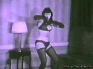 Tappning erotiska dancer
