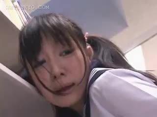 bruneta, japonec, amatér