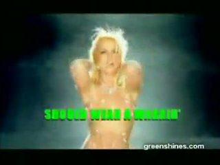 Britney spears elrablás toxic videó