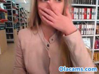 webcam, blonde, teen