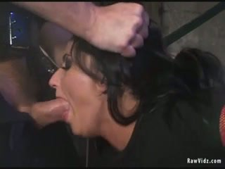 口交, 肛门, 铁杆