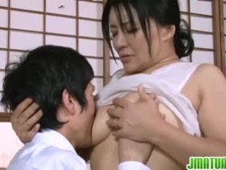 japanisch, reift, masturbation