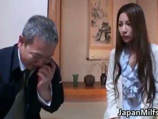 Anri suzuki arrapato eccentrico asiatico madre part1