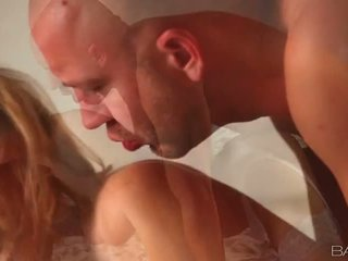 more pounded, fun blows real, blonde