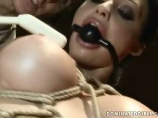 brunette most, fun humiliation real, all submission