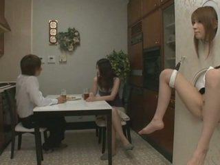 Мадами в горещ лесбийка сцена